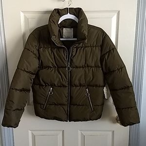 Altar'd State Puffy Coat XS New!